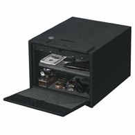 Stack-On QAS 1200 Quick Access Handgun Safe With Electronic Lock