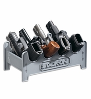 Stack-On 4 Slot Handgun Pistol Rack SPAPR-4