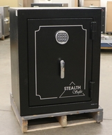 Stealth Home Safe with Fire and Burglary protection Used