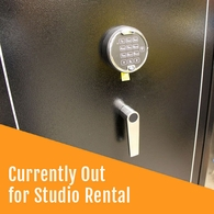 Studio Rental, Liberty Home Safe LH12 with 1 hour Fire protection