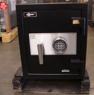Used Amsec BF-1512 Burglary Safe