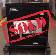 Used American Security BF-1512 Fire &  Burglary Safe