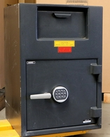 Used Amsec USA made BWB 2020FL Drop safe