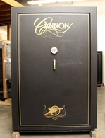 Used Cannon FB50 Gun Safe 7350