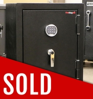 Used Fire King Home and Office safe