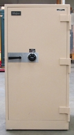 Used Major 1 hour fire Safe MS-4220