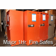 Used Major 1hr Fire Safes<BR>First come first served