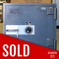 Used Major TL-15 Burglary safe rated for cash, Gold, & Jewelry