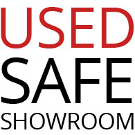 Used Safe Showroom