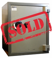 """Used SafeGuard Safe With 2 Hour Fire & """"B"""" Burglary Rating"""
