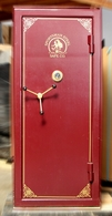 """Used Sportsman Steel fire lined gun safe  with a 5/16"""" thick door"""