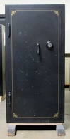 "Used Sun Welding gun safe with a 3/16"" door and body"