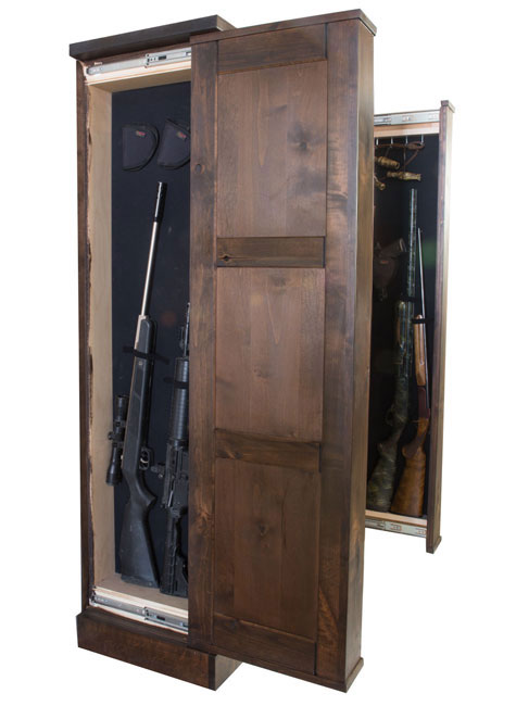 Willa Hide Tactical Hidden Drawer Chest Concealment