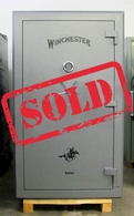 Winchester 7242 Supreme Series 53 Used Gun Safe