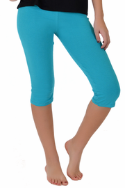 Women's Circuit Knee-Length Leggings - Click to enlarge