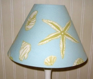 Aqua Sea Lampshades
