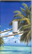 Carribean Palm Switchplates