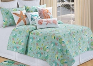 Coastal Bedding Sea Glass