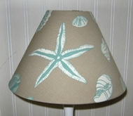 Green Sea Lampshade