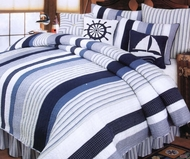 Nautical Bedding Newport Coast
