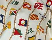 Nautical Flags White