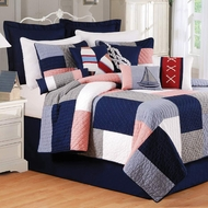 Nautical Quilt Anchor Island