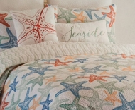 Seaside Beach Bedding Set