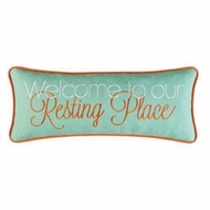 Seaside Pillow Resting Place