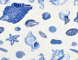 Seaside Seashell Comforters and Bedding