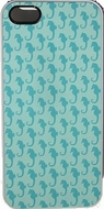 Turquoise Seahorse Phone Case