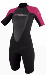 2/1mm Women's O'Neill Reactor Springsuit