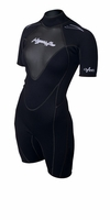 2.5mm Women's Hyperflex CYCLONE Shorty Springsuit