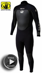 3/2mm Body Glove Vector Full Wetsuit