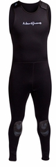 3mm Mens NeoSport Long John Wetsuit