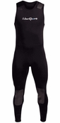 3mm Mens NeoSport Waterman Long John Wetsuit