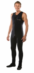 3mm Mens NeoSport XSPAN Long John Wetsuit