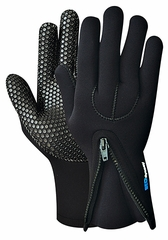 H2Odyssey Ultrazip Glove 3mm Therma Grip Neoprene Glove