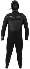5/4/3mm Men's Hyperflex AMP-3 Hooded Wetsuit