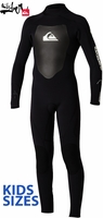 5/4/3mm Quiksilver Syncro Junior Wetsuit - CLOSEOUT