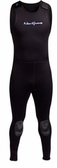 5mm Mens NeoSport Long John Wetsuit