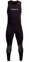 5mm Mens NeoSport Waterman Long John Wetsuit