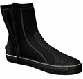 6.5mm Dive Boots Neoprene Diving Boot H2Odyssey Endura