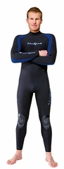 7/5mm�Men's NeoSport Full SCUBA�Wetsuit