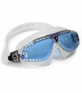 Aqua Sphere Seal XP Goggles Swimming SALE! Blue Lens / Clear Frame