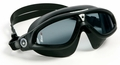 Aqua Sphere Seal XP Goggles Swimming SALE! Smoke Lens / Black Frame