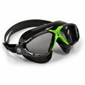 Aqua Sphere Vista Mask - Smoke Lens / Black Frame
