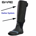 Bare Drysuit Gaitor System