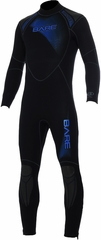 BARE Sport 7mm Men's Wetsuit Cold Water Wetsuit - VIDEO