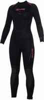 BARE Womens 3/2mm Sport Wetsuit Video Description