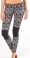 Billabong Skinny Sea Legs Neoprene Pants 2mm - Multi